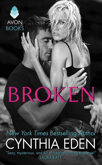 Broken - LOST Series #1 - cover