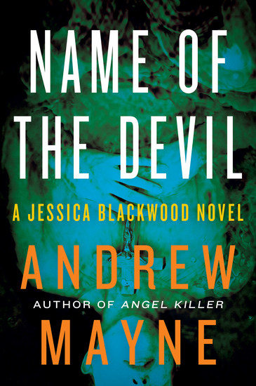 Name of the Devil - A Jessica Blackwood Novel - cover