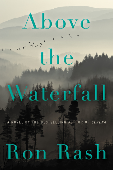 Above the Waterfall - A Novel - cover