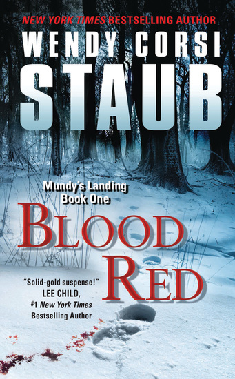 Blood Red - Mundy's Landing Book One - cover