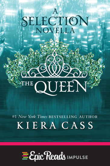 The Queen - A Novella - cover