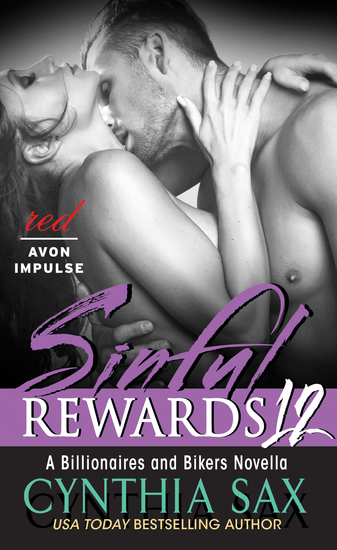 Sinful Rewards 12 - A Billionaires and Bikers Novella - cover