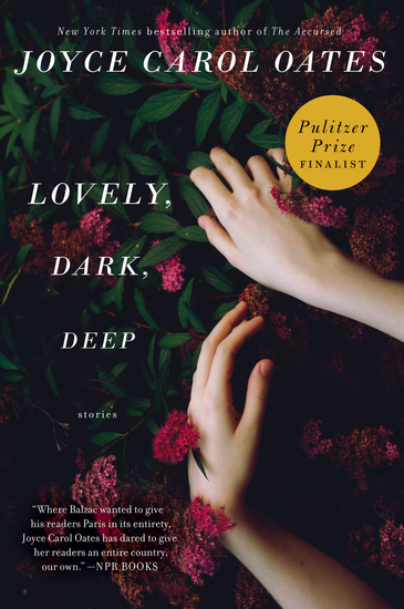 Lovely Dark Deep - Stories - cover