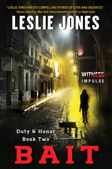 Bait - Duty & Honor Book Two - cover