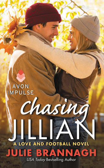 Chasing Jillian - A Love and Football Novel - cover