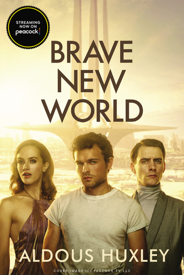 Brave New World - cover