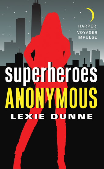 Superheroes Anonymous - cover