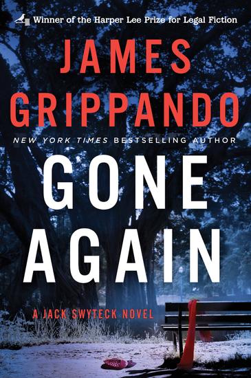 Gone Again - A Jack Swyteck Novel - cover