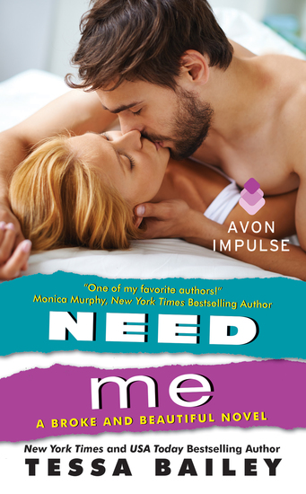 Need Me - A Broke and Beautiful Novel - cover