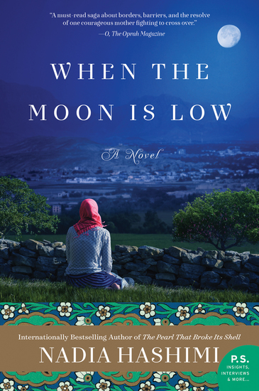 When the Moon Is Low - A Novel - cover