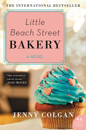 Little Beach Street Bakery - A Novel - cover