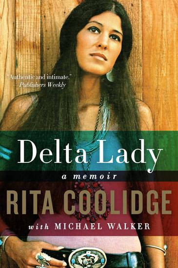 Delta Lady - A Memoir - cover