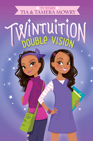 Twintuition: Double Vision - cover