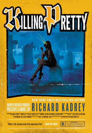 Killing Pretty - A Sandman Slim Novel - cover