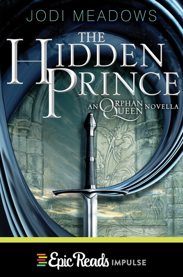 The Hidden Prince - cover