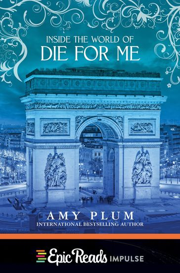 Inside the World of Die for Me - cover