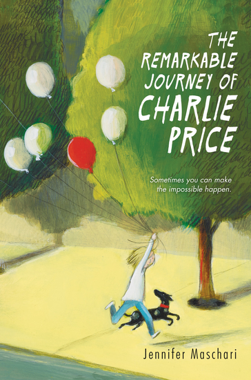 The Remarkable Journey of Charlie Price - cover