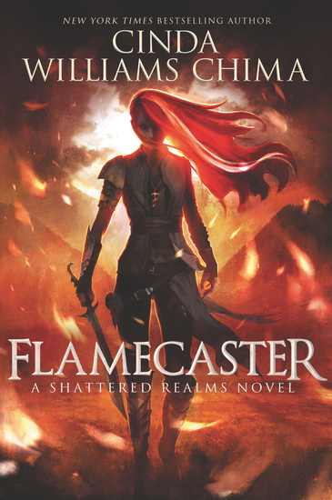 Flamecaster - cover