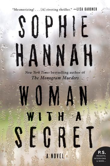 Woman with a Secret - A Novel - cover