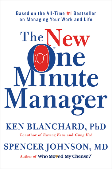 The New One Minute Manager - cover