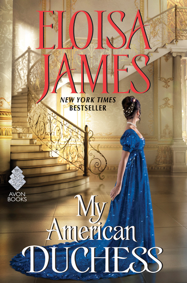 My American Duchess - cover