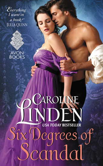 Six Degrees of Scandal - Scandalous Series - cover