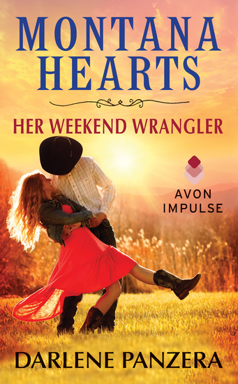Montana Hearts: Her Weekend Wrangler - cover