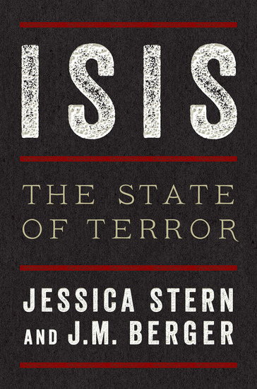 ISIS - The State of Terror - cover