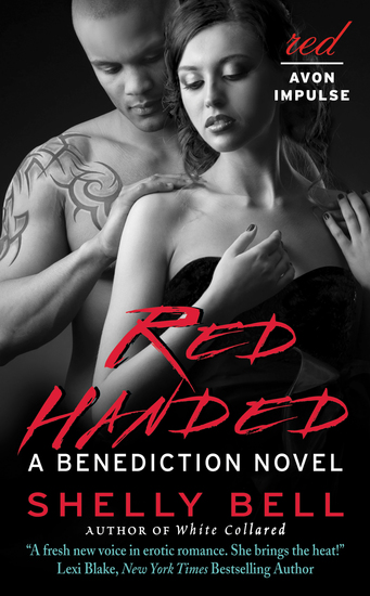 Red Handed - A Benediction Novel - cover