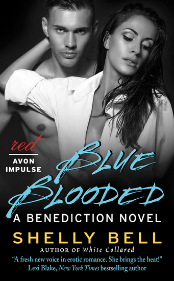 Blue Blooded - A Benediction Novel - cover