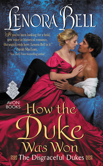 How the Duke Was Won - The Disgraceful Dukes - cover