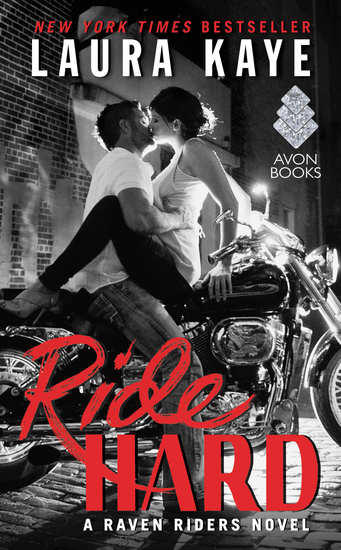 Ride Hard - A Raven Riders Novel - cover