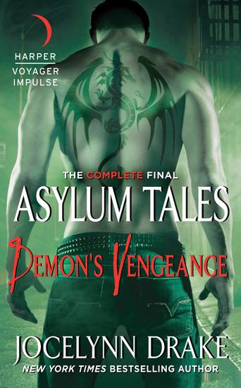 Demon's Vengeance - The Complete Final Asylum Tales - cover