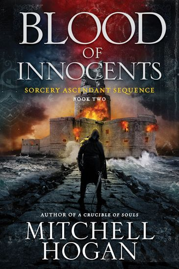 Blood of Innocents - Book Two of the Sorcery Ascendant Sequence - cover