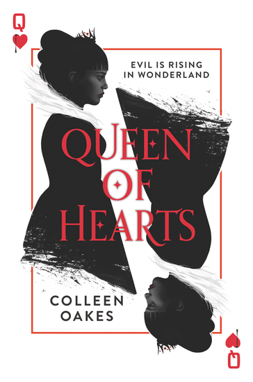 Queen of Hearts - cover