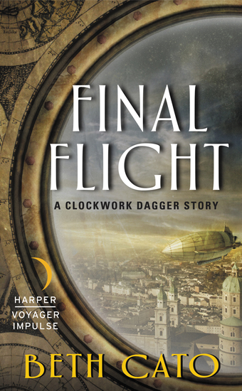 Final Flight - A Clockwork Dagger Story - cover