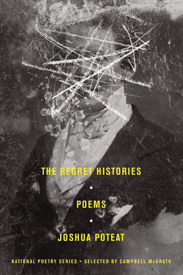 The Regret Histories - Poems - cover