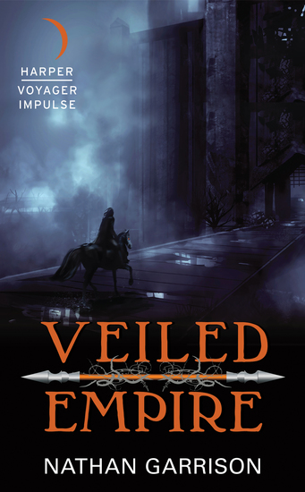Veiled Empire - Book One of the Sundered World Trilogy - cover