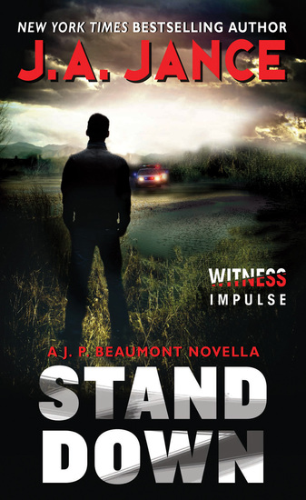 Stand Down - A JP Beaumont Novella - cover
