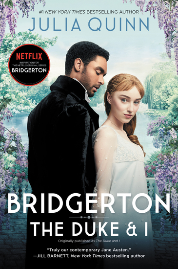 Bridgerton - The Duke and I - cover