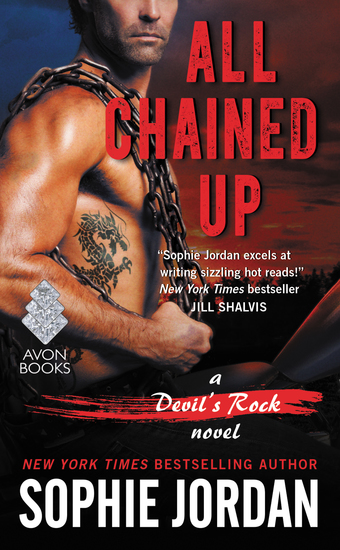 All Chained Up - A Devil's Rock Novel - cover