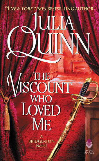 The Viscount Who Loved Me With 2nd Epilogue - cover