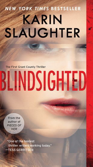 Blindsighted - The First Grant County Thriller - cover
