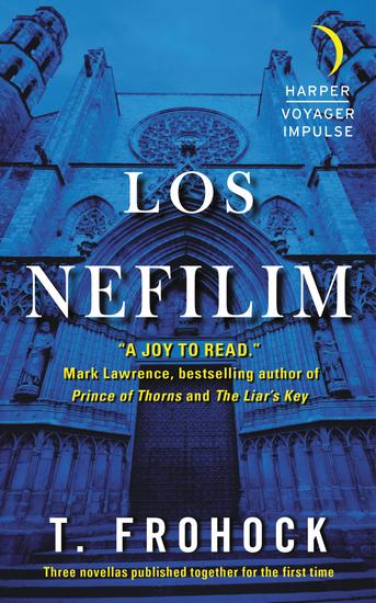 Los Nefilim - cover