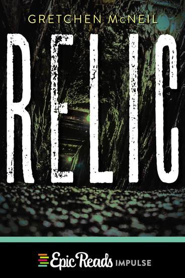 Relic - cover