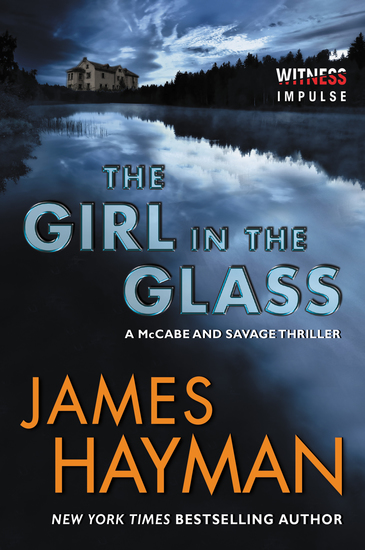 The Girl in the Glass - A McCabe and Savage Thriller - cover