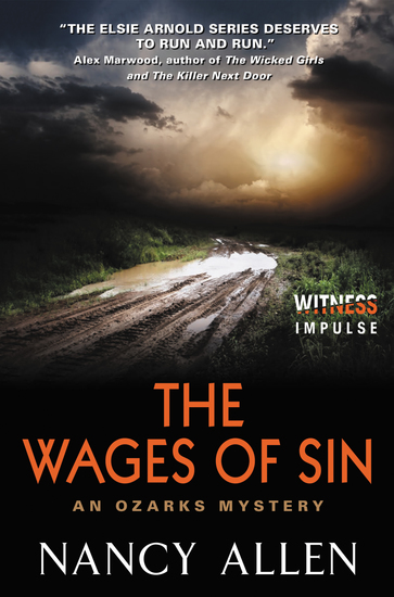 The Wages of Sin - An Ozarks Mystery - cover