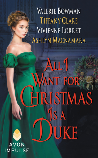 All I Want for Christmas Is a Duke - cover
