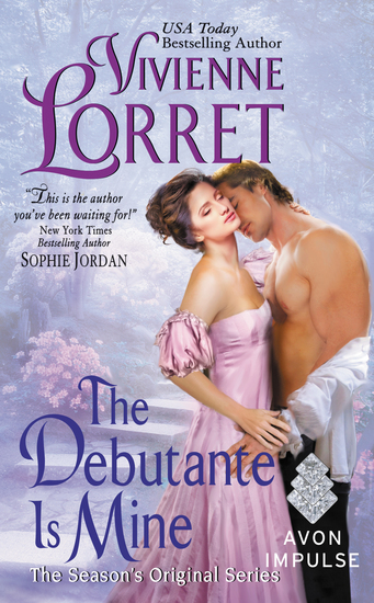 The Debutante Is Mine - The Season's Original Series - cover