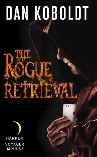 The Rogue Retrieval - cover